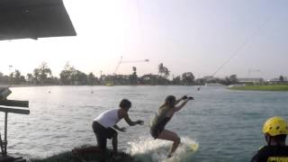 Camsur Water sports Complex CWC just outside Naga City 2 of 2