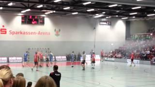 OHV Aurich vs. Ferndorf
