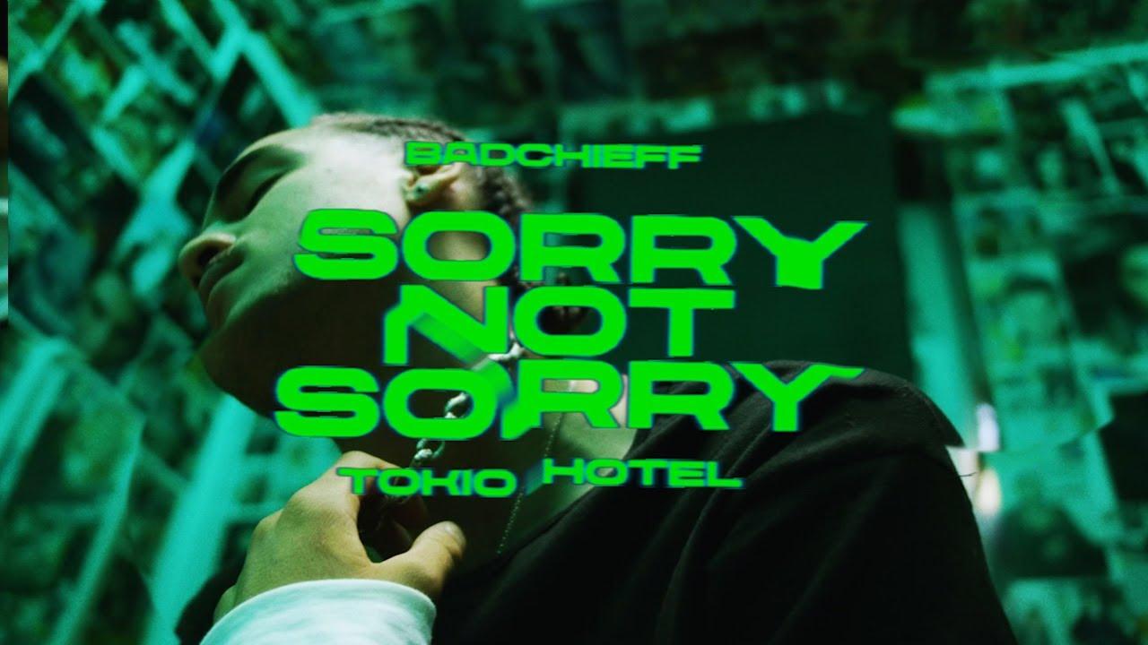 badchieff   SORRY NOT SORRY Lyrics   LyricsFa.com