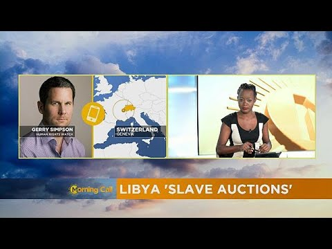 AU-EU summit: Focus on Libya 'slave auctions' [The Morning Call]