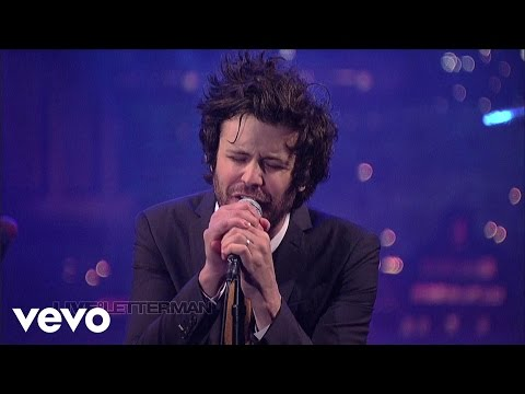Passion Pit - Constant Conversations (Live on Letterman)