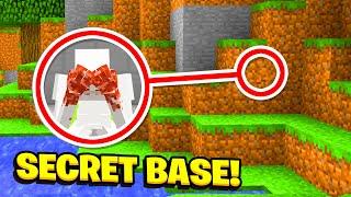 Minecraft :We FOUND SCP 096 SECRET BASE! (Ps3/Xbox360/PS4/XboxOne/PE/MCPE)
