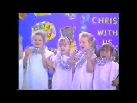 10 Little Angels.  St Joseph's Catholic Primary School