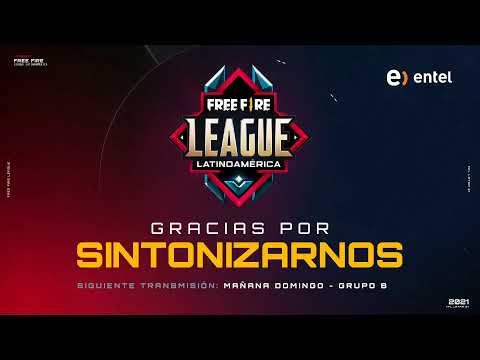 Free Fire League Latinoamérica por América - 5° fecha