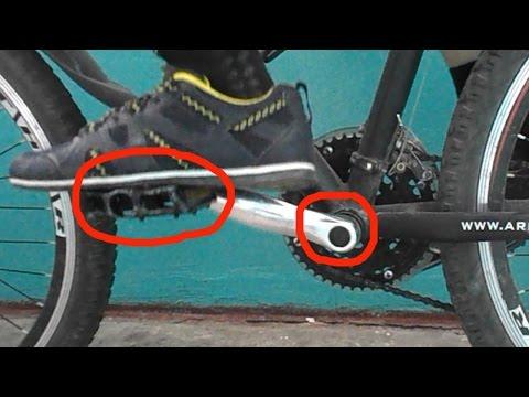 Скрип, хруст и стучит в педалях и каретке велосипеда, как устранить.
