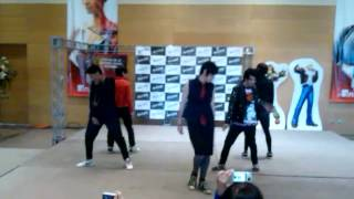 mblaq monalisa dance cover g expo 2012