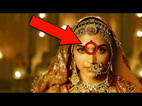 Thumbnail: PADMAVATI TRAILER breakdown [part-1], why did deepika sport a unibrow?Everthing you missed !!