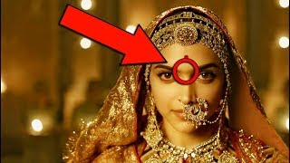 PADMAVATI TRAILER breakdown [part-1], why did deepika sport a unibrow?Everthing you missed !!