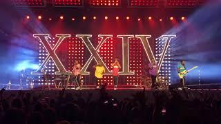 """Bruno Mars-""""24K Magic"""" at The Palace 8/12/17"""