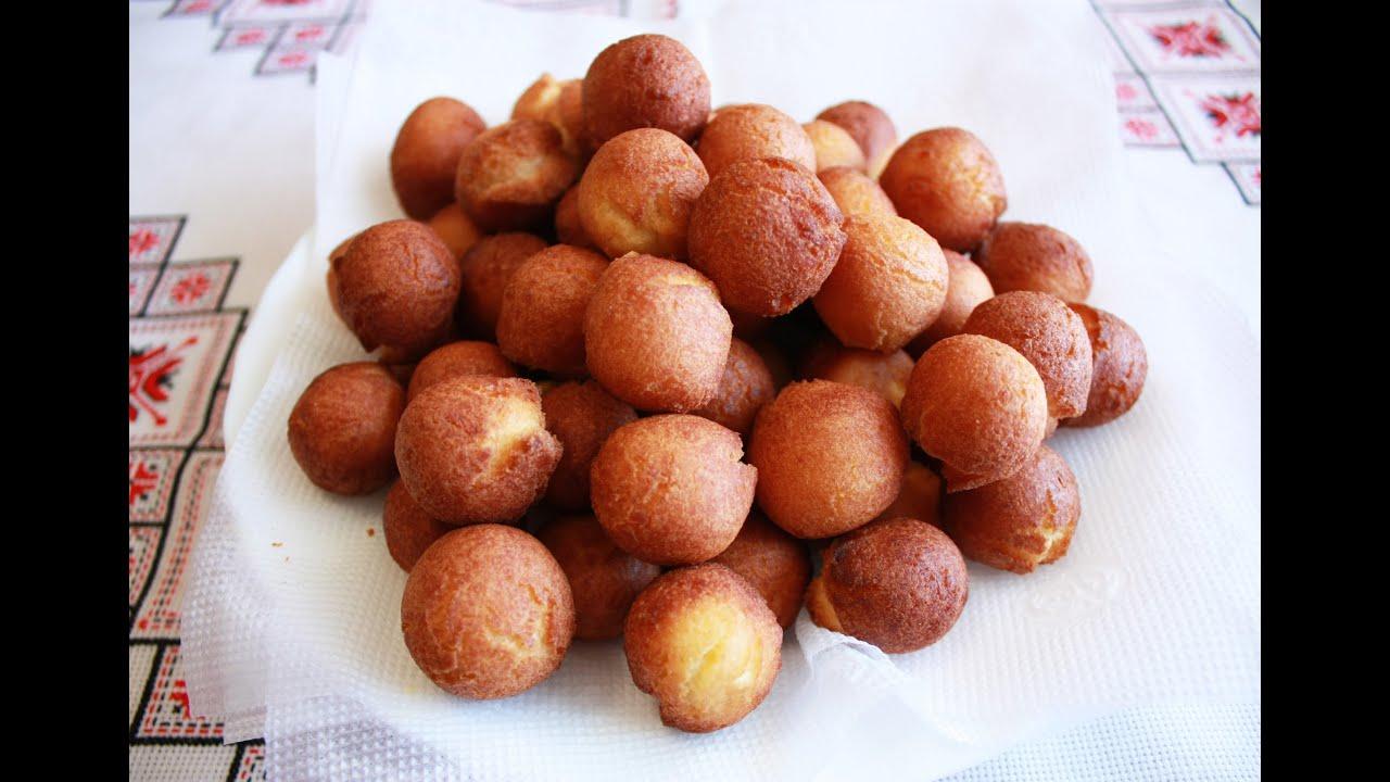 Простой рецепт пончиков на дрожжах