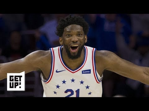 Joel Embiid has the ability to be the greatest big man ever, barring injury - Sean Farnham | Get Up!