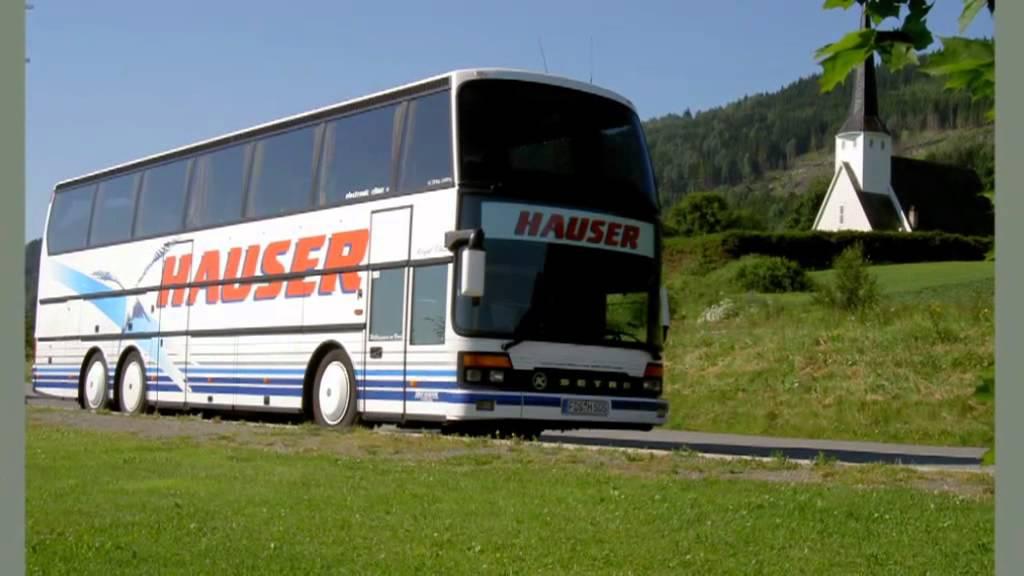 Hauser Busreisen 2018