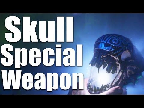 "Zetsubou No Shima: How To Build The ""Skull of Nan Sapwe"" Wonder Weapon Guide/Tutorial (BO3 Zombies)"