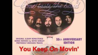 Deep Purple - You Keep On Movin