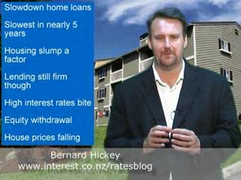 Home loan growth slowest in 5 years