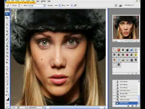 Th- thu-t Photoshop làm m-n da m-t.flv