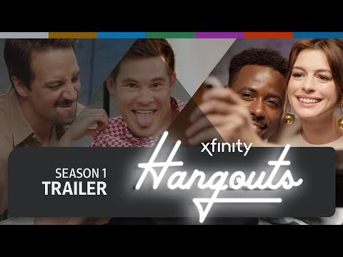 Tawny - Xfinity Hangouts- A Cool New Series Getting You Closer To Celebs Than Ever!