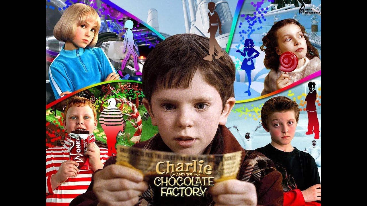 Sjakie en de chocoladefabriek film