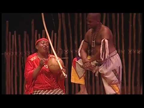 Opera Africa Princess Magogo Scenes from the opera