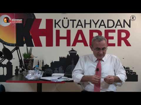 🎬 👨💼Belediye Başkanı Alim Işık, Kütahya'dan Haber'in konuğu oldu