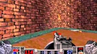 Blood [PC][1997] Gameplay