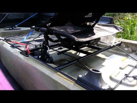 Ascend 174 Fs128t Sit On Top Angler Kayak Doovi