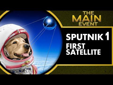 Sputnik 1, Earth's First Artificial Satellite