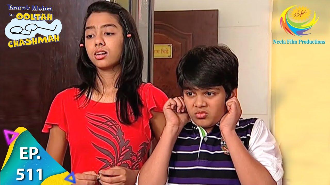 Download Taarak Mehta Ka Ooltah Chashmah - Episode 511 - Full Episode