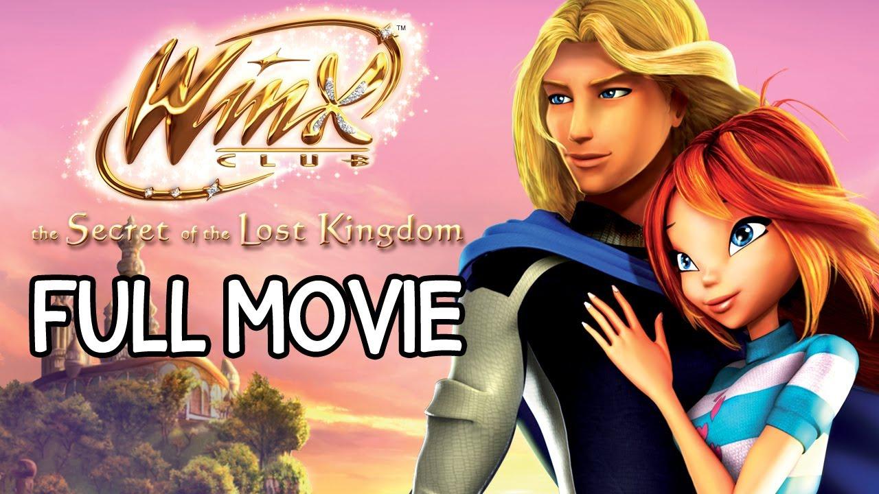 Winx Club - The Secret of The Lost Kingdom - Best Cartoon Movies