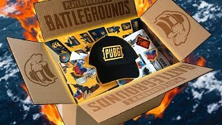 GIFT FROM PUBG! WHAT'S INSIDE?