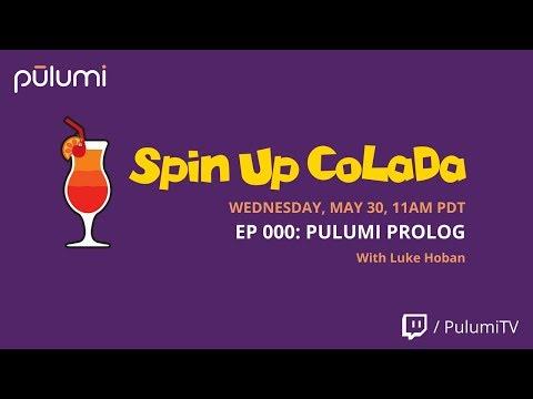 Ep 000: A tour of Pulumi