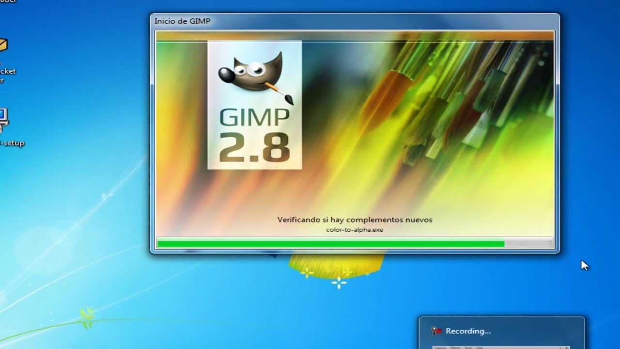 Como Descargar E Instalar Gimp 2 8 Gratis Sin Virus En Español Youtube