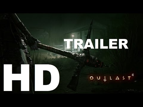 Outlast 2 Trailer Oficial 2017 (Franco Game Over)