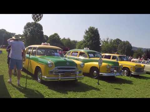 2018 Das Awkscht Fescht Antique Car Show Macungie, PA