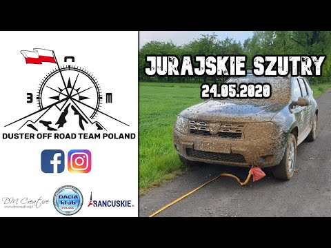 Duster Off Road Team Poland - Jurajskie Szutry 24.05.2020