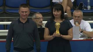 Церемонія закриття Кубку Губернатора Запорізької області з футзалу