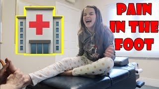 This Doctor is a Pain in my Foot 🏥 (WK 321.3) | Bratayley