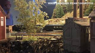 2018 Model Train Festival day 1-2 at Tacoma History Museum.