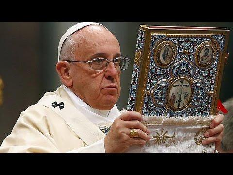 Армянская литургия в Ватикане