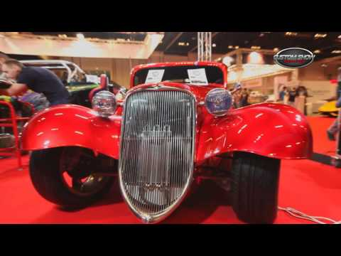 CUSTOM CAR COMPETITION  IN CUSTOM SHOW EMIRATES 2016