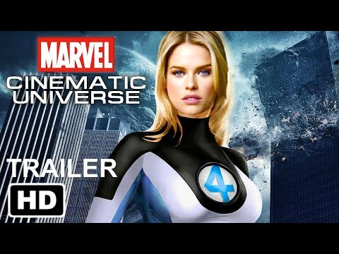 Marvel's INVISIBLE WOMAN Character   HD  Alice Eve