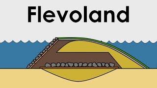 Flevoland - Wie baue ich eine Provinz?