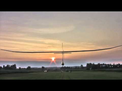 World Record Ornithopter Flight, August 2nd, 2010
