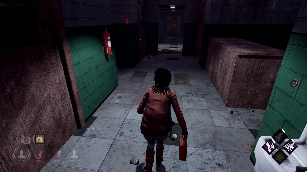 Freddy! The School! The Boiler Room! Hatch escape! (Survivor 1)