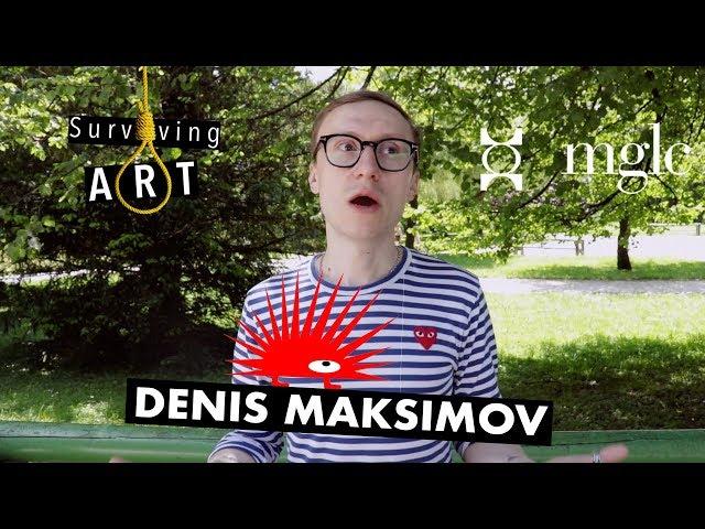 Denis Maksimov - On the effectiveness of humour