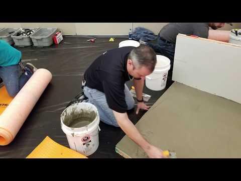 Tampa Flooring Gallery | Schluter Innovations Workshop 2018