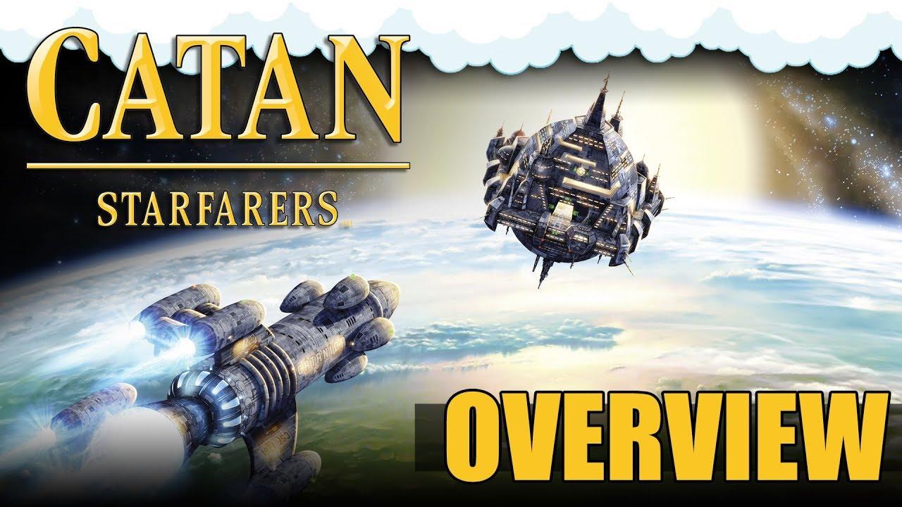 Download Catan: Starfarers - Overview