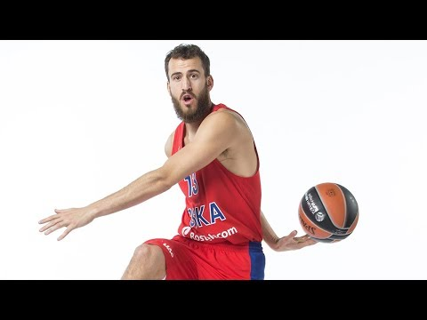 Assist of the night: Sergio Rodriguez, CSKA Moscow
