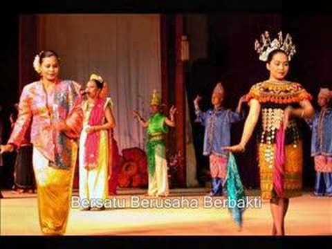 Sarawak State Anthem - Ibu Pertiwiku