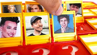 Guess The YouTuber Challenge (Impossible)